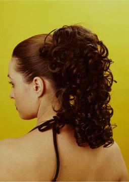 Волосы для наращивания нижний